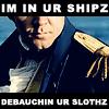 I shot the Albatross...I did not shoot the deputy [userpic]