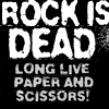 quote - rock is dead