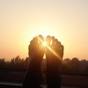 солнце сквозь пальцы