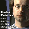 Zelenka - can curse in six languages