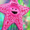 pink, f.n.- happy