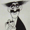 Keith R.A. DeCandido: groucho