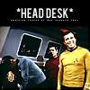 spock headdesk