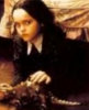Christina Ricci, Wednesday Addams, celebrity, alter-ego
