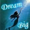 Little Mermaid - Dream Big