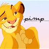 pimp simba