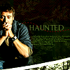 SPN Haunted by carmendove