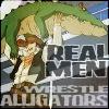 The Mad Poet: YGO GX--Alligator Wrasslin!  =D