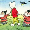 Rupert Bear - o_O