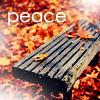 mcmegan: Stock peace