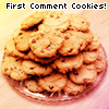 Jae: First comment cookies