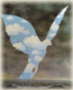 Магритт голубь