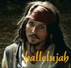 Captain Jack Sparrow - Hallelujah