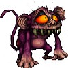 monkey_matt: Dark Monkey - monkey_matt
