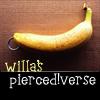 Willa's Pierced!Verse by Yin