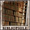 calantha: bibliophile
