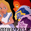 though she be but little, she is fierce: girltalk