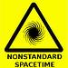 non-standard spacetime