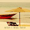 Wish I was here - phlourish-icons