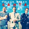Prison Break Santa