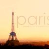 Paige: Paris et la Tour Eiffel