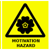 Warning Motivation Hazard