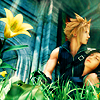 Sam: FF:AC - Cloud/Tifa - Hurt