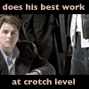 Torchwood Jack Crotch Level