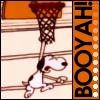 snoopy: booyah!