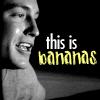pb ;; this is bananas