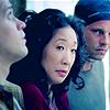 Grey's Anatomy - Glares and an Eyeroll