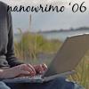 NaNo 2006 - ciri