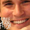 sean maher smile fetish