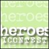 > heroes icontest