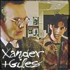 Giles + Xander young