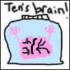 jar brain w/ wee arms