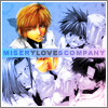 genso > misery loves company