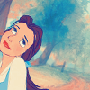 beauty and the beast: belle daydream