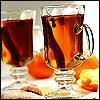 hot apple cider (hot beverages)