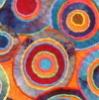 quilt, circles