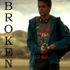 Zach (Thomas Dekker): broken