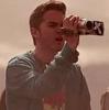 Zach (Thomas Dekker): cameracross