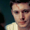 search for jet pants: Dean's little Deanface!