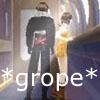 grope