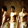 hiyacynth: SPN: Sam: Towel of GUH