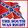 the south was right