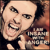 Insane with anger ;; Dero ~ OOMPH!