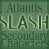 SGA Secondary Characters Ficathon - Slash!fic