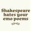 *emo poems*
