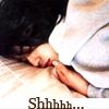 Jun sleeping